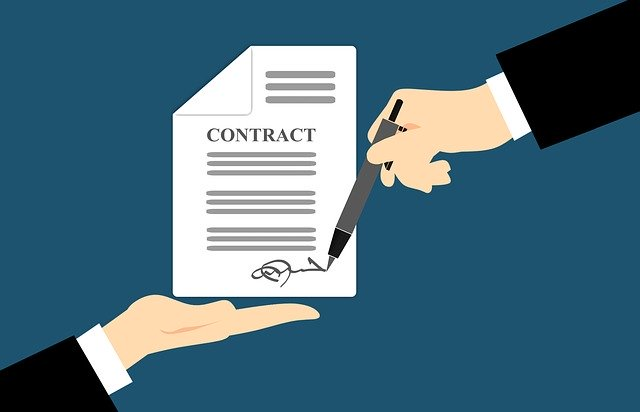 Legal Contractual Clauses