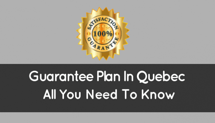 Guarantee Plan In Quebec (New Residential Buildings: Overview)