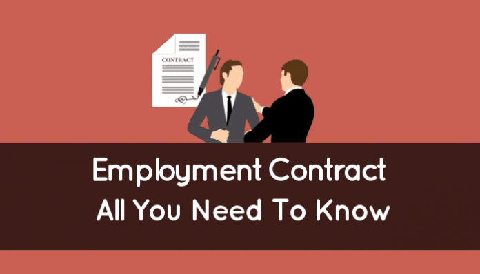 Employment Contract In Quebec (All You Need To Know)